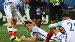 CHÙM ẢNH: ĐT Anh gục ngã, khóc nức nở vì bị loại khỏi EURO 2016