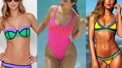 Bắt kịp ngay xu thế với 3 mốt bikini thời thượng