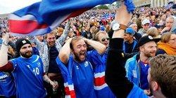 Nghịch lý: Iceland càng thăng hoa tại EURO 2016, lạm phát càng tăng