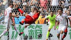 Clip: Top 5 bàn thắng đẹp nhất vòng 1/8 EURO 2016