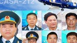 Tổ chức lễ viếng, truy điệu các phi công và thành viên tổ bay CASA