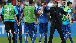 HLV Conte bắt học trò ăn kiêng tại EURO 2016
