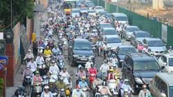 Giám đốc Sở GTVT: Hà Nội quyết tâm cấm xe máy