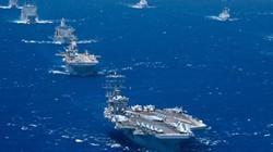 Mỹ mời Trung Quốc tập trận- thông điệp nhiễu loạn