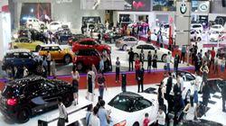 Tất tật thông tin thuế tiêu thụ đặc biệt với ôtô từ ngày 1.7