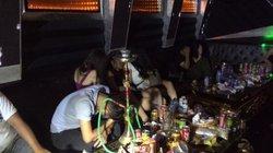 Đột kích quán karaoke ở Hải Phòng: 105 dân chơi dương tính ma túy