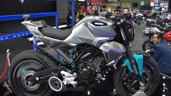 """""""Phát sốt"""" với xe môtô mới Honda 150SS Racer"""