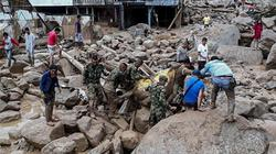 Colombia: Bùn đất tràn vào thành phố giết 154 người