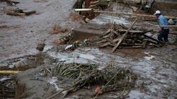 Video Colombia tan hoang vì lở đất, sông tràn bờ, 254 người chết