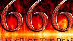 Giải mã bí ẩn con số 666 của quỷ Sa-tăng