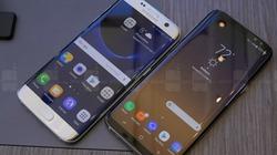 """""""Hai anh em"""" Galaxy S8+ và Galaxy S7 Edge có gì khác?"""