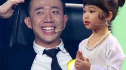 """MC nhỏ tuổi nhất VN khiến Trấn Thành cười """"lăn lộn"""""""