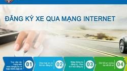 Đăng ký xe ôtô trực tuyến đơn giản chỉ trong 10 phút
