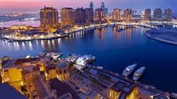 """Miên man ở """"địa đàng"""" Doha"""