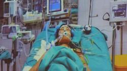 """100 y bác sĩ """"cân não"""" ghép gan cứu sống bệnh nhân xin về chờ chết"""