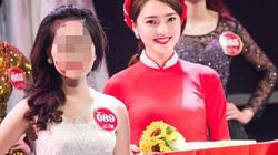 Nữ PG làm lu mờ dàn thí sinh Kinh Bắc bất ngờ giành giải Á khôi