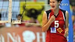 Hoa khôi bóng chuyền Kim Huệ: Người phụ nữ hạnh phúc
