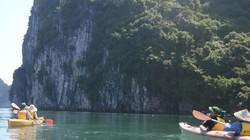 Kayak an toàn sẽ hoạt động trở lại trên vịnh Hạ Long
