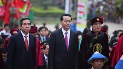 Gần 5 triệu người dân đổ về dự lễ dâng hương tưởng nhớ Vua Hùng