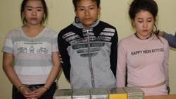 Bắt nhóm đối tượng vận chuyển số lượng lớn ma túy ở Điện Biên