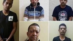 """Trinh sát kể vụ bắt nhóm """"siêu trộm"""" người nước ngoài"""