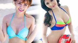 """Bạn gái 9X của Phan Mạnh Quỳnh, Quang Lê quá """"đốt mắt"""""""
