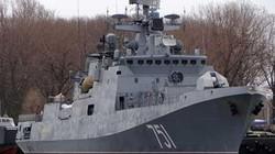 Nga điều tàu chiến áp sát tàu Mỹ phóng tên lửa vào Syria
