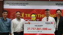 Cập nhật kết quả Vietlott ngày 9.4: Giải Jackpot sẽ cán mốc 25 tỷ?