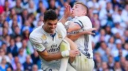 """Real nhận tin """"sét đánh"""" sau trận derby thành Madrid"""