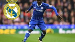 "Real Madrid ""phá két"" cuỗm N'Golo Kante khỏi Chelsea"