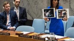 Trước khi Mỹ tấn công Syria, Liên Hợp Quốc có cuộc họp nãy lửa