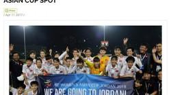 AFC ca ngợi bàn thắng của Tuyến Dung