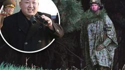 Binh sĩ Mỹ diễn tập chiến tranh trước cửa ngõ Triều Tiên