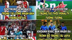 HẬU TRƯỜNG (13.4): Trọng tài UEFA chẳng giỏi hơn trọng tài V.League