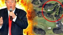Tiết lộ hầm chứa bom bí mật của Donald Trump
