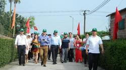 Cận cảnh: Đẹp mê hồn những làng quê kiểu mẫu ở Hà Tĩnh