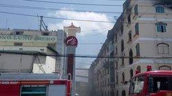 Công ty may Đài Loan cháy trở lại là do thợ hàn bất cẩn?