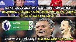 """HẬU TRƯỜNG (17.4): """"Quái chiêu"""" của Mourinho, Arsenal thành """"Thất thủ"""""""