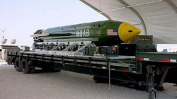 """MOAB - """"Mẹ của các loại bom"""" mạnh cỡ nào?"""