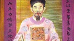 Chu Văn An và truyền thuyết nhờ học trò cầu mưa giúp dân