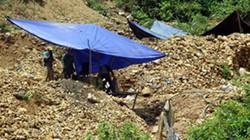 Đẩy đuổi hơn 150 phu vàng khai thác trái phép khỏi mỏ Bồng Miêu