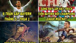 HẬU TRƯỜNG (19.4): Ronaldo giống Võ Tòng, M.U lo danh dự bóng đá Anh
