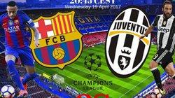 Link xem trực tiếp Barcelona vs Juventus