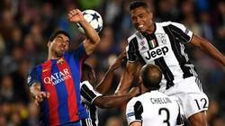 """Clip: Dứt điểm 19 lần, Barca vẫn """"chào thua"""" trước cầu môn Juve"""