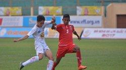 Công cùn thủ kém, U19 HAGL thảm bại trước U19 Myanmar