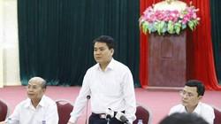 HOT trong ngày: Chủ tịch Chung về Mỹ Đức, chờ đối thoại với dân Đồng Tâm