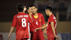 Chơi thiếu người, U19 Việt Nam vẫn vô địch giải U19 Quốc tế