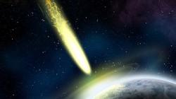 Vụ va chạm sao chổi khiến sự sống Trái đất tuyệt diệt