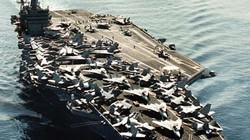 Triều Tiên đe dọa đánh chìm tàu sân bay hạt nhân Mỹ