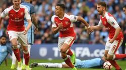 Clip Arsenal hạ Man City sau 120 phút, vào chung kết FA Cup